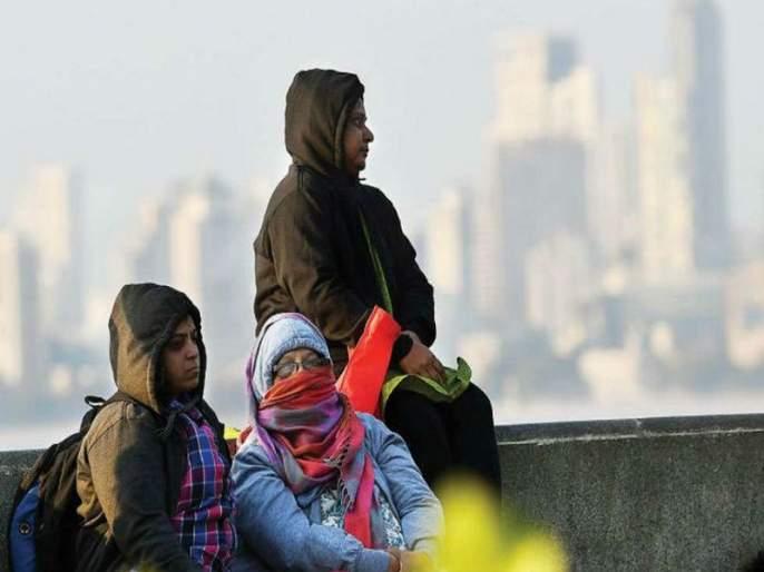Mini Winter! Mumbaikars once again feel the cold; 18.2 degrees Celsius recorded | मिनी विंटर! मुंबईकरांना पुन्हा एकदा थंडीची चाहूल; १८.२ अंश तापमानाची नोंद