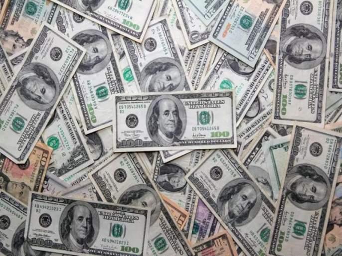 India holds US $ 8 billion bond | भारताकडे अमेरिकेचे १६२.७ अब्ज डॉलर्सचे रोखे