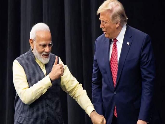 Howdy Modi: PM Narendra Modi and Donald Trump take selfie with 'that' little boy | Howdy Modi: अन् 'त्या' लहानग्यासोबत मोदी आणि ट्रम्प यांनी घेतला सेल्फी