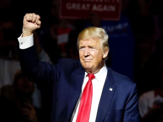 "america see you in 4 years donald trump openly floats idea of 2024 white house run | ...अन् डोनाल्ड ट्रम्प म्हणाले, ""2024 ला मी पुन्हा येईन; चार वर्षांनी भेटू"""