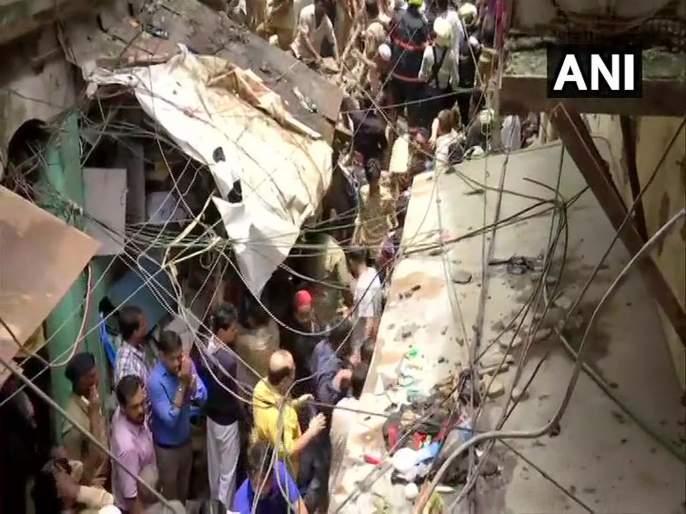 Mumbai Dongri Building Collapsed Mumbai building collapse is 'anguishing', reacts PM Narendra Modi | Mumbai Dongri Building Collapsed : डोंगरीतील दुर्घटनेबद्दल पंतप्रधान मोदींनी व्यक्त केलं दु:ख