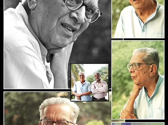 The unique memories of great actor Dr. Shriram Lagu on his birthday by Sateesh Paknikar | डॉक्टर श्रीराम लागू- अभिनयाचं विद्यापीठ