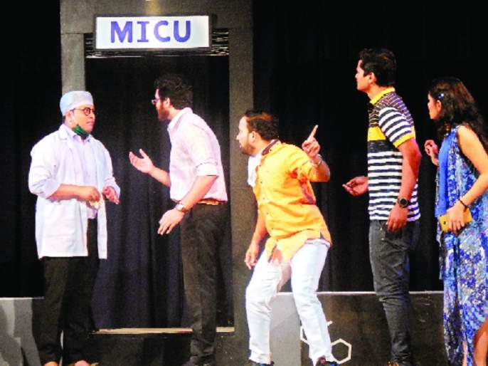 "The audience also got wet with the ""soaked things"" | 'भिजलेल्या गोष्टींनी' प्रेक्षकही भिजले"