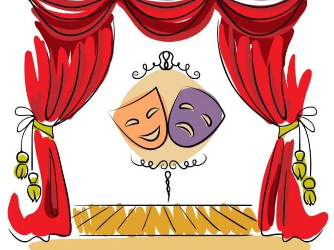 The base pillar of 'Little Theater' | 'लिटिल थिएटर'चा आधारस्तंभ