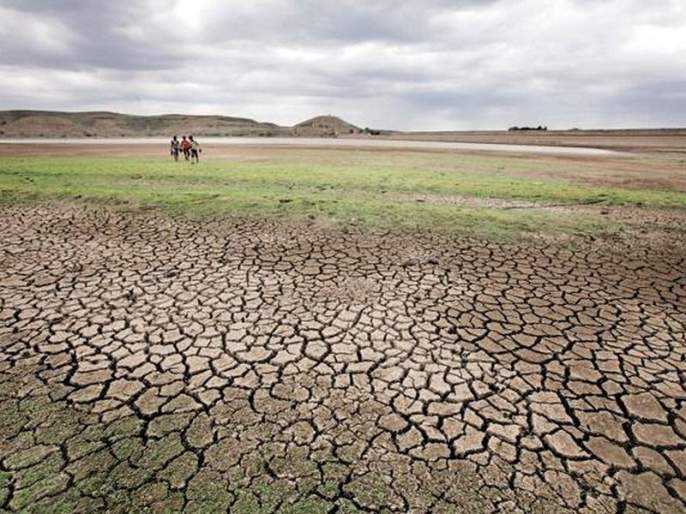 impacts of climate change and the rising global temperatures on the health | ओला-कोरडा दुष्काळ सर्वात मोठे आव्हान!