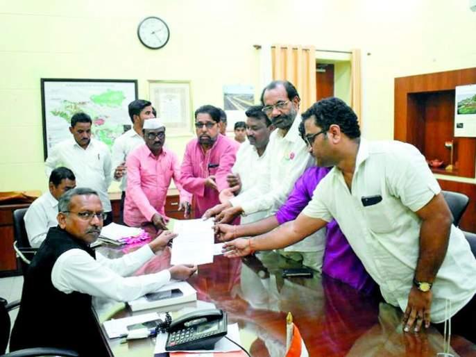 Announce wet drought in Vidarbha: Vidarbha state agitation committee | विदर्भात ओला दुष्काळ जाहीर करा: विदर्भ राज्य आंदोलन समिती