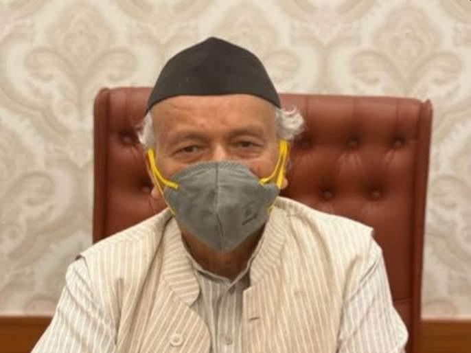 Governor Koshyari notices malpractice at Special Kovid Hospital in Thane   ठाण्यातील विशेष कोविड हॉस्पिटलमधील गैरप्रकाराची राज्यपाल कोश्यारींकडून दखल