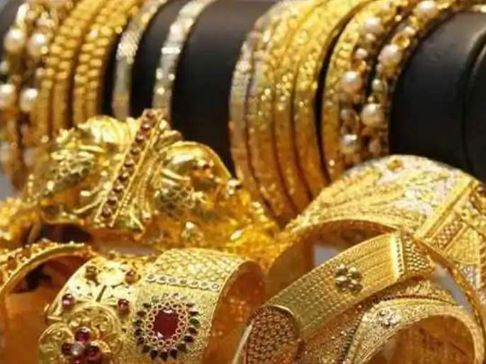 Gold got cheaper! Find out today's Gold, silver, rupees rates | सोने स्वस्त झाले! झटपट जाणून घ्या आजचे दर