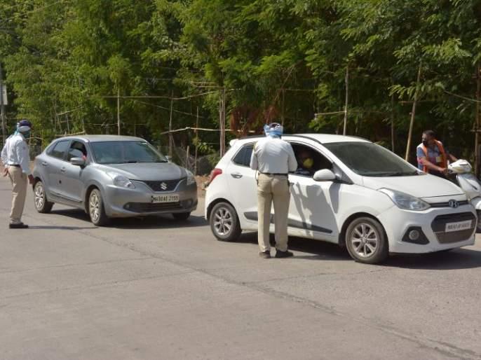 Action on 18,000 vehicles in Akola city | अकोला शहरातील१८ हजार वाहनांवर कारवाई