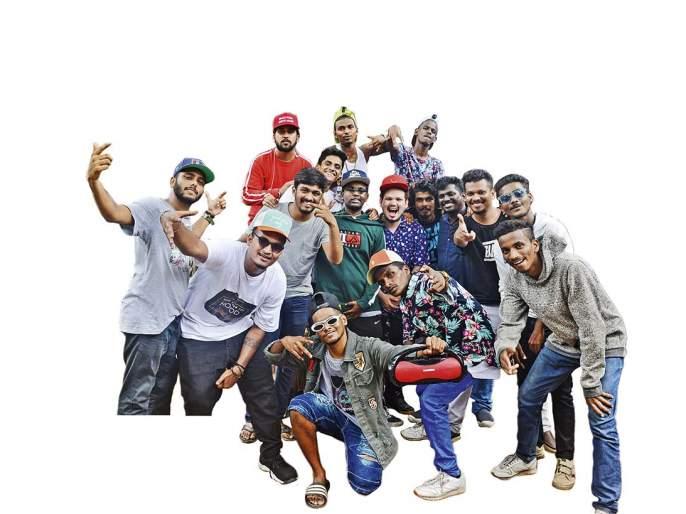 meet dharavi rappers & hip hoppers, a new generation from Dharavi   कैसाय बंटाईत? -भेटा धारावीतल्या जिगरबाज तारुण्याला!