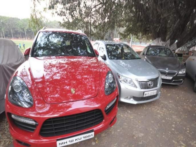 court gave permission for Auction of DSK's cars | डीएसकेंच्या गाड्यांचा हाेणार लिलाव ; न्यायालयाची परवानगी