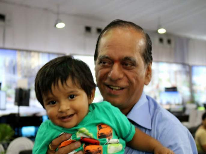 The grandson of DSK ran to the court to remove the bungalow from the confiscated property   डीएसकेंच्या जप्त मालमत्तेतून 'सप्तशृंगी'बंगला वगळण्यासाठी सहा वर्षांच्या नातवाची न्यायालयात धाव