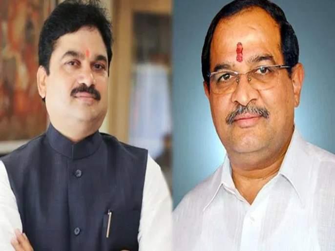 BJP's loss in the city even with wins: Ram Shinde | विखेंना घेऊनही नगरमध्ये भाजपला तोटाच : राम शिंदे
