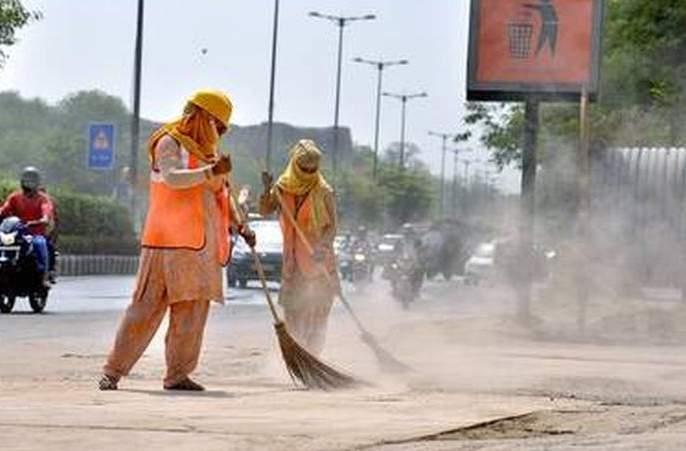 Committee formed for dust free city | धूळमुक्त शहरासाठी समिती गठित