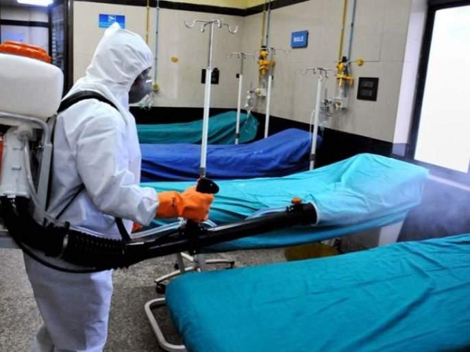 CoronaVirus in Akola: Six more die; 45 new positives | CoronaVirus in Akola : आणखी सहा जणांचा मृत्यू; ४५ नवे पॉझिटिव्ह