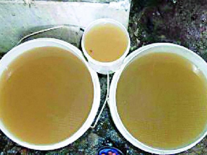 Due to neglect of Gram Panchayats, contaminated water supply in Jat taluka | ग्रामपंचायतींनी दुर्लक्ष केल्यामुळे जत तालुक्यात दूषित पाणीपुरवठा