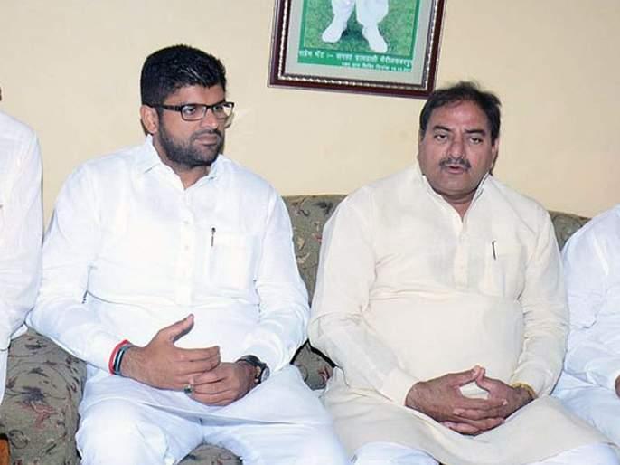 Ajay Chautala, Father Of Jjp Chief Dushayant Chautala Granted Furlough For Two Weeks | भाजपाशी केली युती अन् वडिलांना मिळाली संचित रजा!
