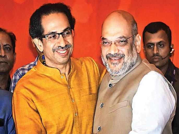 during the Lok Sabha election shiv sena term and condition of chief minister's, bjp leader says to media | लोकसभेवेळीच होती 'मुख्यमंत्रीपदा'ची बोली, भाजपाच्या ज्येष्ठ नेत्याची कबुली