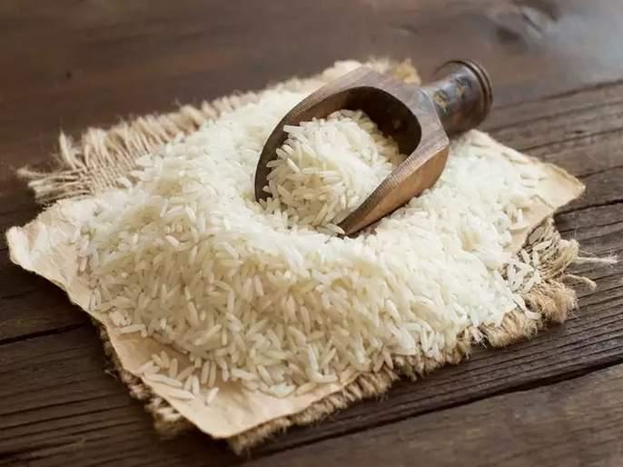 Rice prices plummeted due to halting exports   निर्यात थांबल्याने तांदळाचे भाव गडगडले; इराणकडून खरेदी बंद