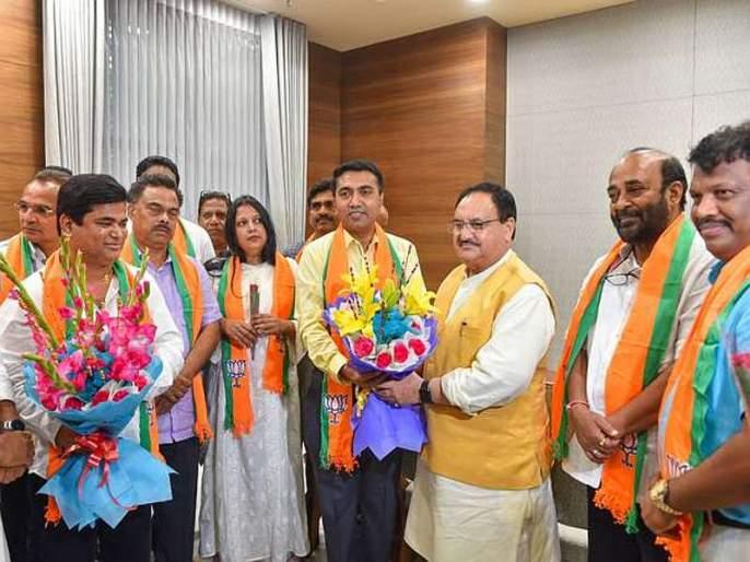 Four ministers, including Vijay Sardesai, dropped from cabinet, the Chief Minister's Pramod sawant says from Delhi   विजय सरदेसाईंसह चार मंत्र्यांना डच्चू, मुख्यमंत्र्यांची दिल्लीतूनच घोषणा