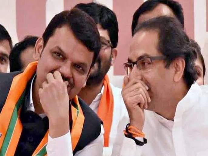 Maharashtra Election 2019: BJP and Shiv Sena is still in conversation; hints Uddhav Thackeray   महाराष्ट्र निवडणूक 2019: भाजपा-शिवसेनेत अजूनही फोनाफोनी सुरूच?; उद्धव ठाकरेंनी सांगितले हळूच