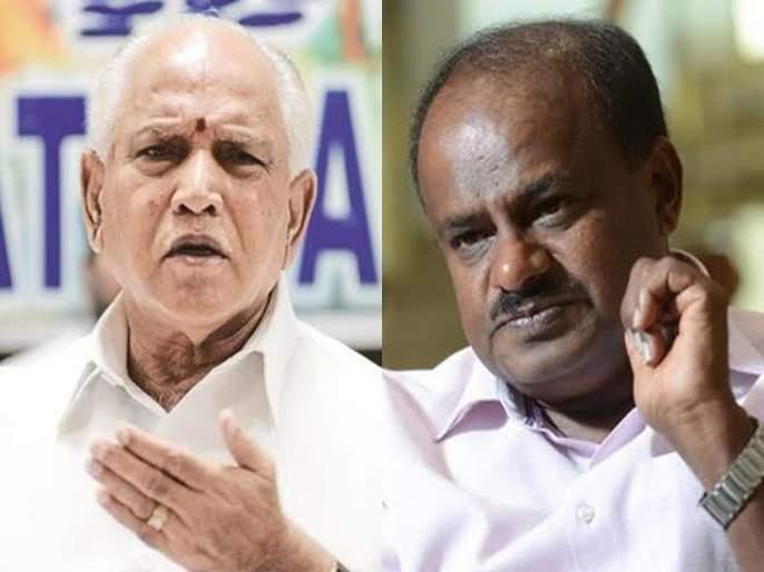 Karnataka by-election: 66.25 percent voting for 15 seats; The challenge of stay in power before the BJP | कर्नाटक पोटनिवडणूक : 15 जागांसाठी 66.25 टक्के मतदान; भाजपासमोर सत्ता टिकविण्याचे आव्हान