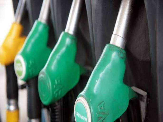 Petrol Diesel Price: Petrol price hike; Reached the year's high   Petrol Diesel Price: पेट्रोलची दरवाढ; वर्षातील उच्चांक गाठला