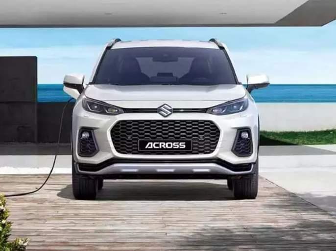 Suzuki's big SUV ACross will launch soon in Asian market; Toyota to 'uplift' market | 'मारुती'ची पार्टनर घेऊन येतेय नवी एसयूव्ही; डायरेक्ट टोयोटालाच टक्कर... तुम्ही पाहिलीत का?