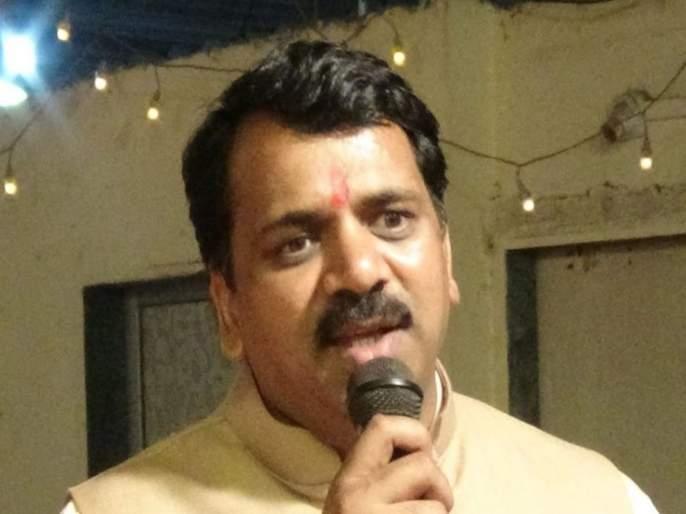 will end Shiv Sena from Meera Bhayandar; Former MLA Narendra Mehta takes oath | मीरा भाईंदरमधून शिवसेनेला संपवून टाकणार;माजी आमदार नरेंद्र मेहतांनी घेतली शपथ