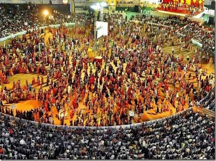 recession effect on Navratri; candidates not giving money to mandal | नवरात्रीवर मंदीचे सावट? मंडळांना इच्छुक उमेदवारांकडून देणगीसाठी हात आखडता