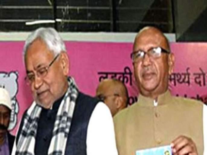 Nitish Kumar's u turn in 24 hours; In Jharkhand, should not campaign against the chief minister of Bjp   नितिशकुमारांची 24 तासांत पलटी; झारखंडमध्ये भाजपा मुख्यमंत्र्याविरोधात प्रचार नाही