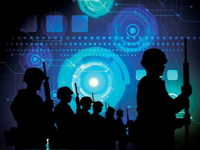 Major cyber attack on Indian army; Suspected to be from Pakistan, China | भारतीय सैन्यावर मोठा सायबर हल्ला; पाकिस्तान, चीनचा हात असल्याचा संशय