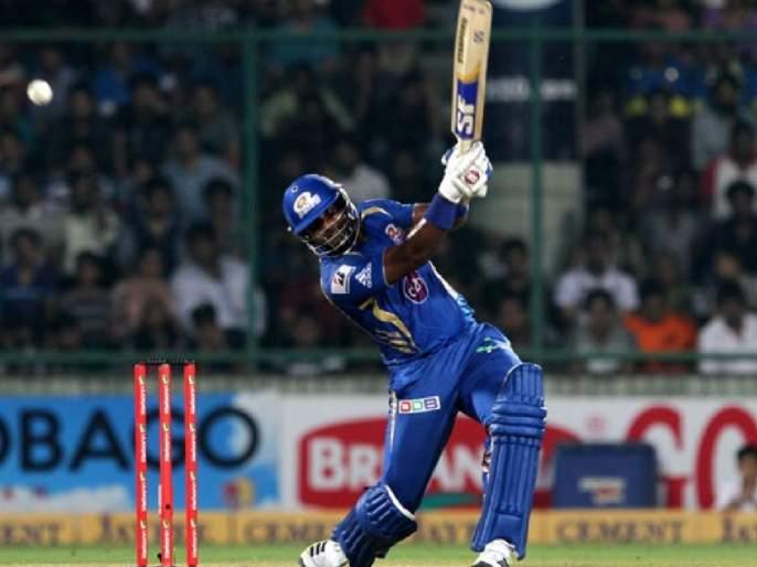 Dwayne Smith hits sibling for six sixes in an over in Bridgetown club clash | मुंबई इंडियन्सच्या माजी खेळाडूनं खेचले एका षटकात सहा Six; भावाची केली धुलाई