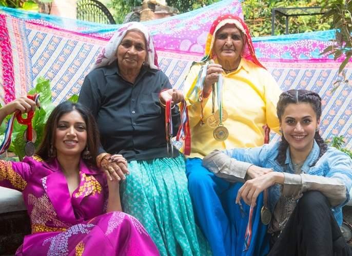 title controversy on anurag kashyap film womaniya changed saand ki aankh | टायटलसाठी मागितले १ कोटी! अनुराग कश्यप बदलले 'वुमनिया'चे नाव!!