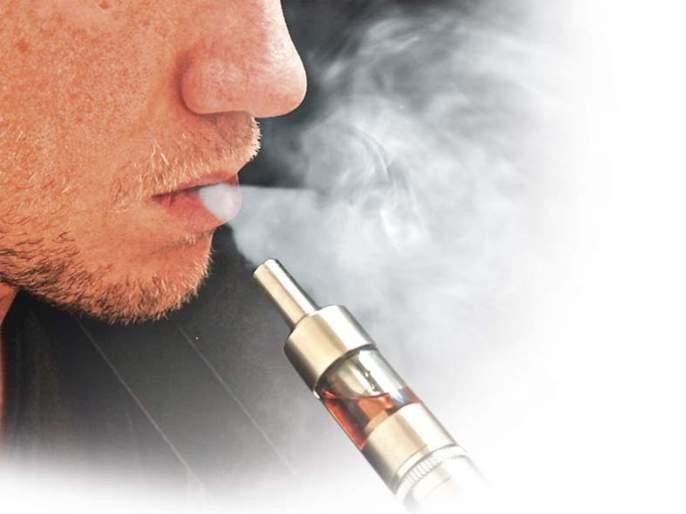 Does banning e-cigarettes benefit or harm young people? | ई-सिगारेट वर बंदी तरुणांच्या फायद्याची की तोटय़ाची?