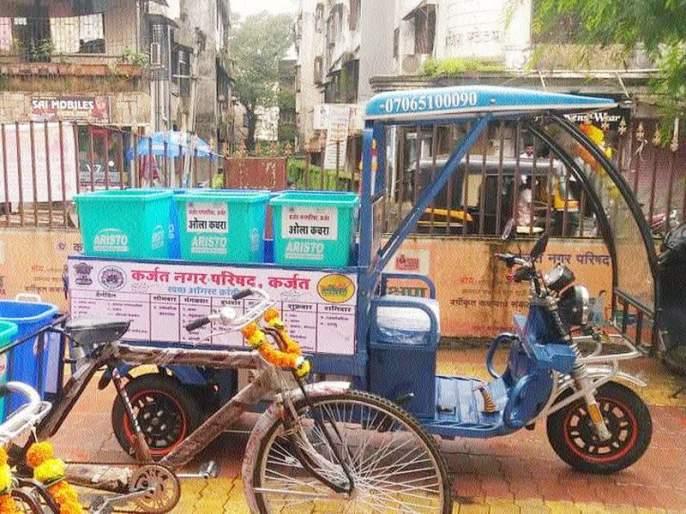 Will e-rickshaw be approved soon ?, a happy atmosphere in Matheran | ई-रिक्षाला लवकरच मान्यता मिळणार?, माथेरानमध्ये आनंदाचे वातावरण
