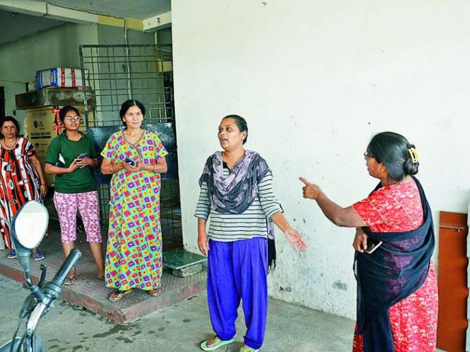Earthquake shocks in Nagpur at Beltarodi | नागपुरातील बेलतरोडीत भूकंपाचे धक्के
