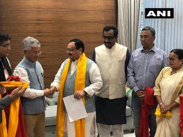 BJP's rise in Sikkim; 10 legislators from zero | सिक्कीममध्ये भाजपचा उदय; शून्यावरून 10 आमदारांवर संख्याबळ