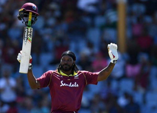 India vs West Indies:Chris Gayle outplays and put behind Rohit Sharma and Shahid Afridi | India vs West Indies : रोहित आणि आफ्रिदीला मागे टाकत गेलने केली 'ही' कमाल