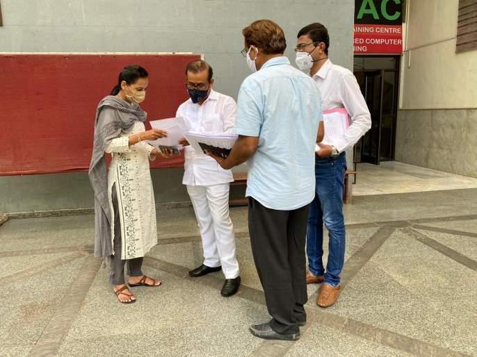 Coronavirus: Alibag approved laboratory; Statement of Guardian Minister Aditi Tatkare to Health Minister | Coronavirus: अलिबागला प्रयोगशाळा मंजूर करा; पालकमंत्री आदिती तटकरेंचेआरोग्यमंत्र्यांना निवेदन