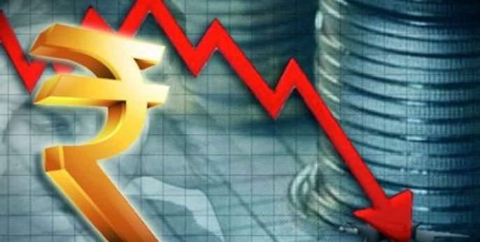 Economy slumps! | अर्थव्यवस्थेची घसरगुंडी!