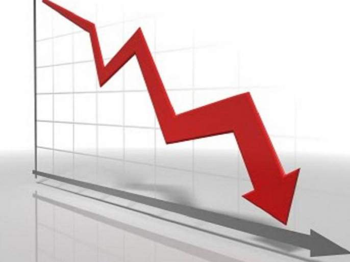 The economic downturn will also hit the government's treasure, increasing the fiscal deficit | आर्थिक मंदीचा सरकारच्या तिजोरीलाही फटका, वित्तीय तूट वाढणार