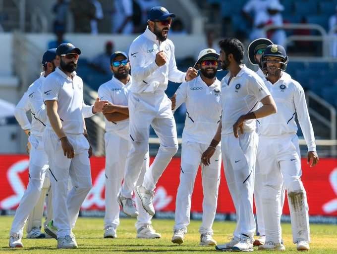 India vs West Indies, 2nd test: India has to wait 13 years for 'this' feat | India vs West Indies, 2 nd test : भारताला 'हा' पराक्रम करायला तब्बल 13 वर्षे वाट पाहावी लागली