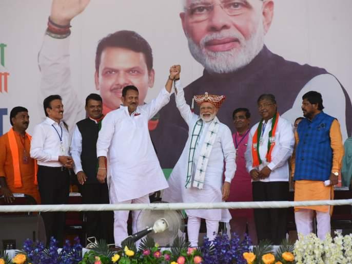 Maharashtra Election 2019: Modi on October 17 to campaign for Udayan Raje There will be 9 Sabha in the state   Maharashtra Election 2019: उदयनराजेंच्या प्रचारासाठी मोदी 17 ऑक्टोबरला साताऱ्यात; राज्यात होणार 9 सभा