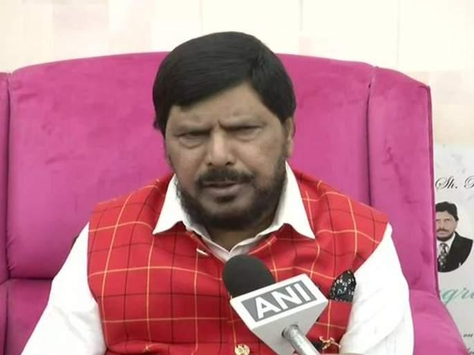 ramdas athavle demands 10 seats for vidhan sabha in shivsena bjp alliance | राज्यात 240 जागा जिंकण्याचा विश्वास; आठवलेंना 'इतक्या' जागांची आस