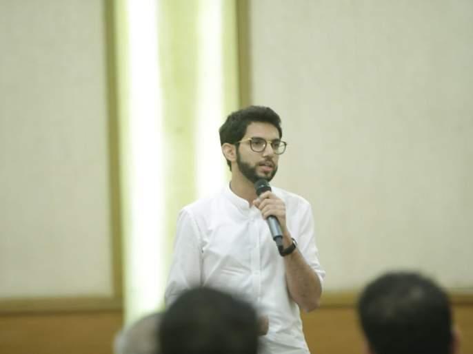 Shiv Sena gets aggressive over 'Array' corset; Will not tolerate arbitrary | 'आरे'तील कारशेडवरून शिवसेना झाली आक्रमक;मनमानी सहन करणार नाही - आदित्य ठाकरे