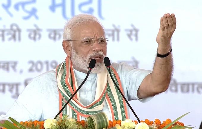 Avoid the use of plastic once - Prime Minister Modi | एकदाच वापराच्या प्लास्टिकचा उपयोग टाळा - पंतप्रधान मोदी