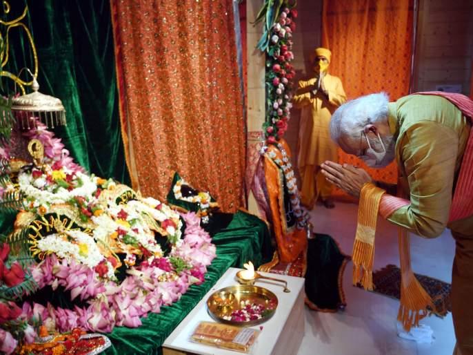 With time, Shriram, Ayodhya of Shriram in everyone's mind   प्रत्येकाच्या मनामध्ये अयोध्या, समय के साथ श्रीराम