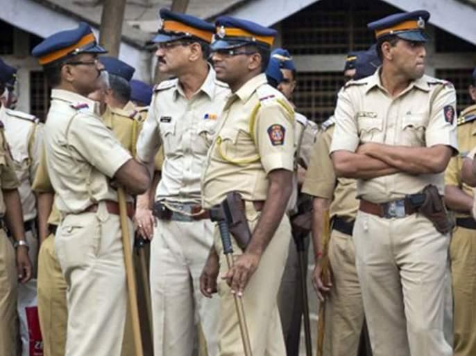 cuff parade police register complaint of neavy commander | अखेर कफ परेड पोलिसांना झाली उपरती!