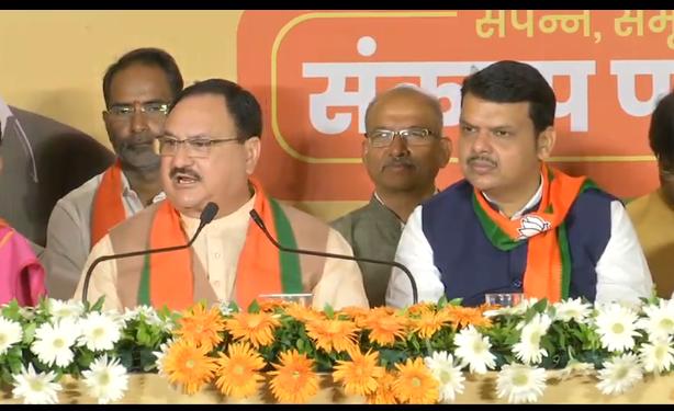 Maharashtra Election 2019: 'Mahatma Phule, Savitribai Phule and Veer Savarkar to try to give Bharat Ratna'   Maharashtra Election 2019: 'महात्मा फुले, सावित्रीबाई फुले अन् वीर सावरकरांना भारतरत्न देण्यासाठी प्रयत्न करणार'